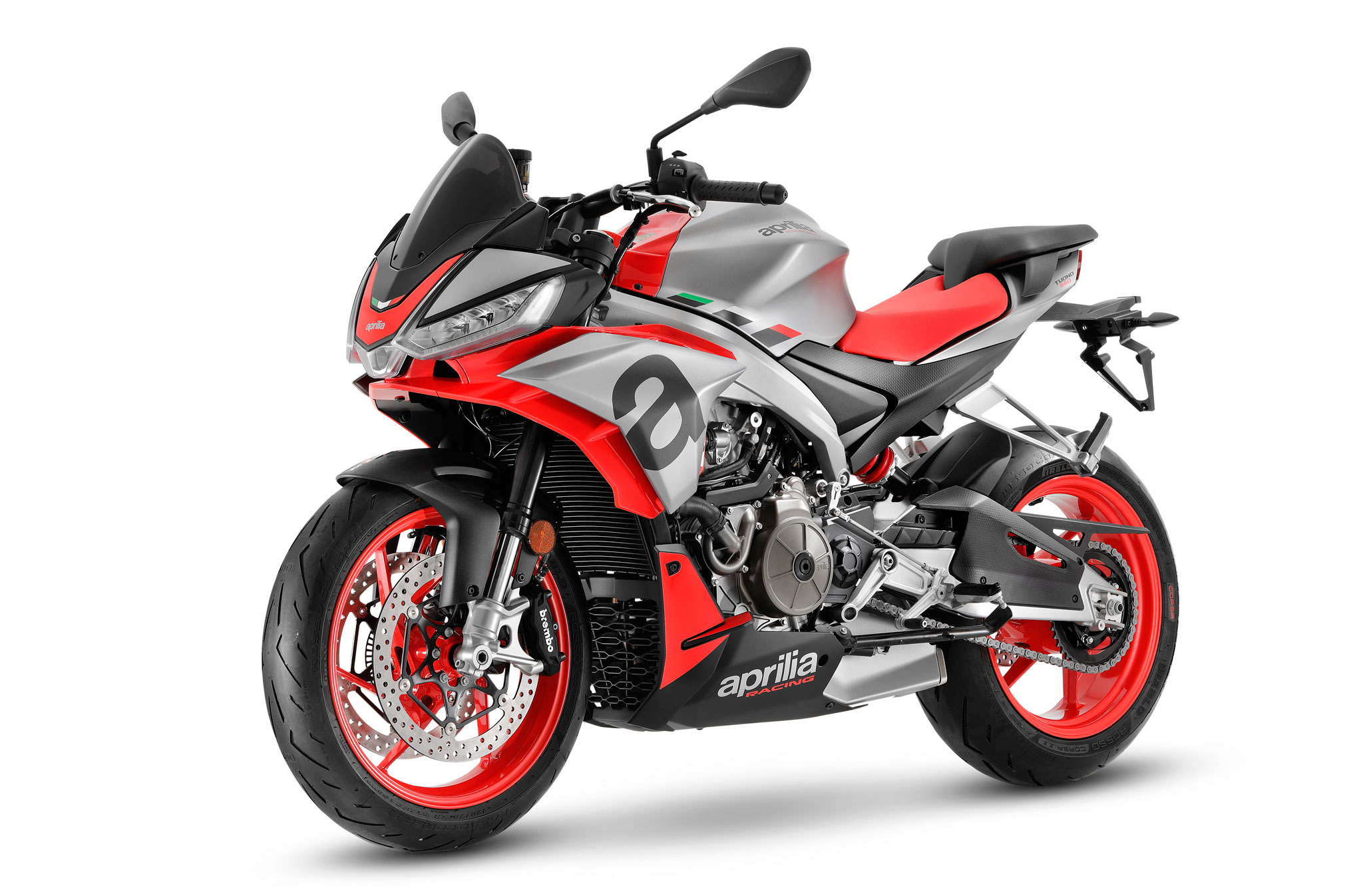 Aprilia Tuono 660 Concept Motorcycle First Look: Upright