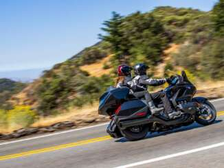 2021 Honda Gold Wing Tour DCT