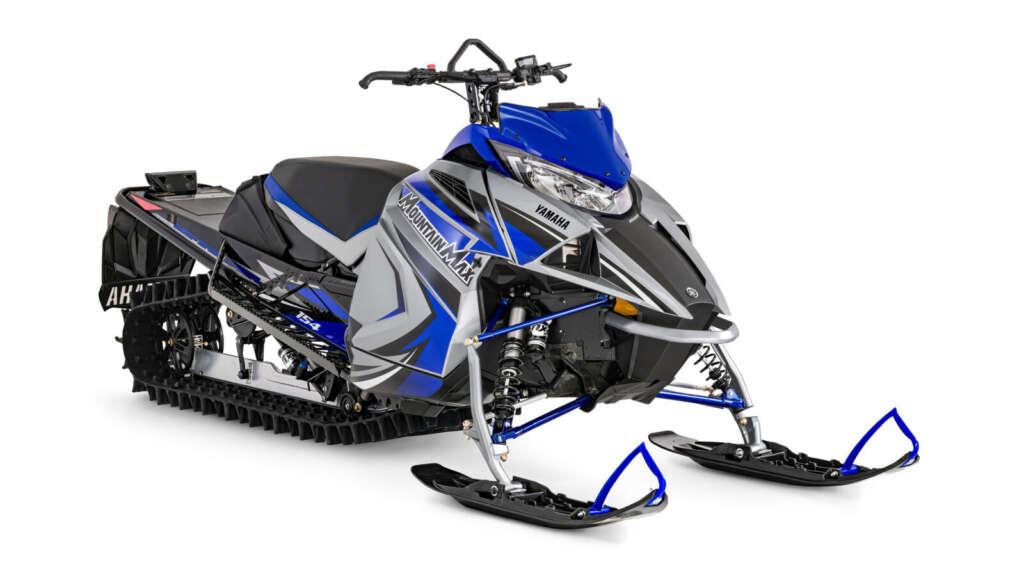 2022 Yamaha Snowmobile Lineup