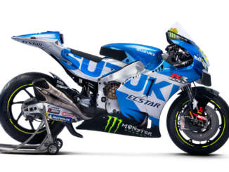 New Suzuki GSX-RR MotoGP World Championship Bike Unveiled