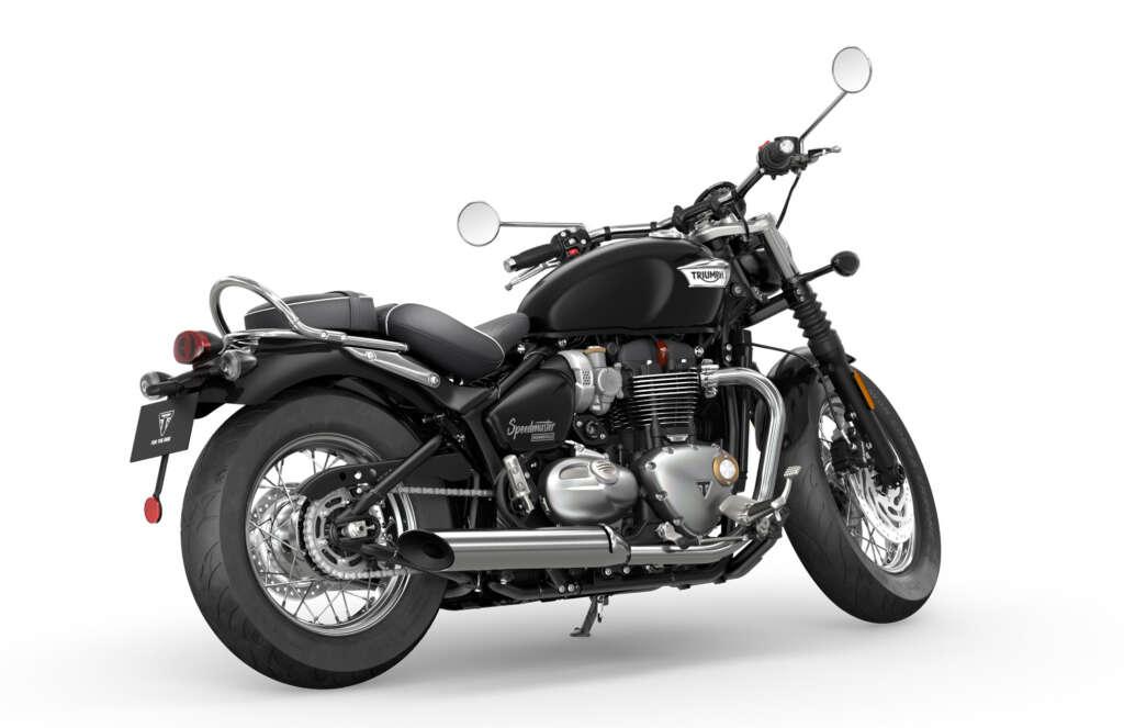 2021 Triumph Bonneville Speedmaster