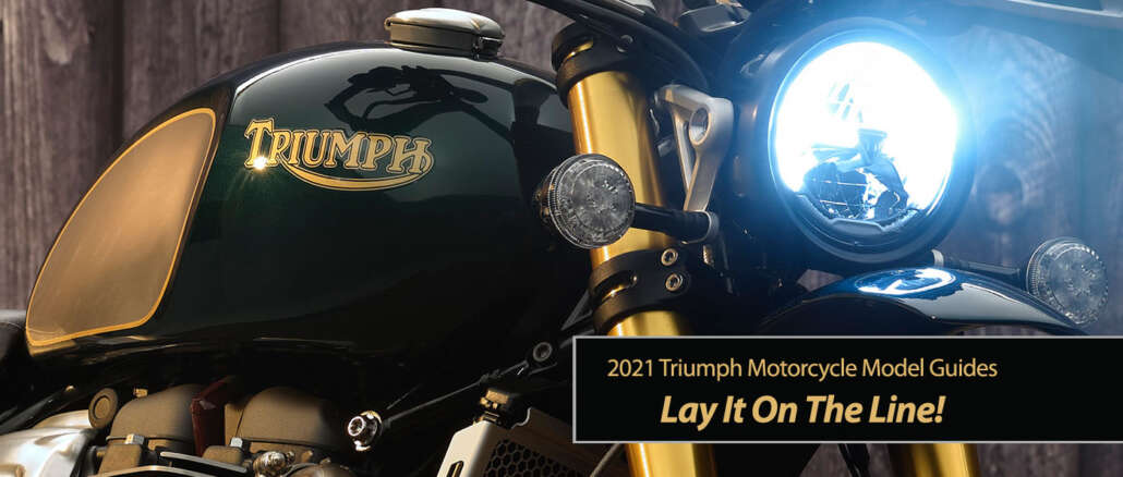 2021 Triumph: Lay It On The Line