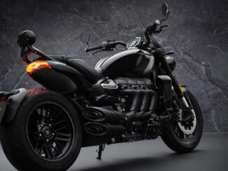 2021 Triumph Rocket 3GT Triple Black