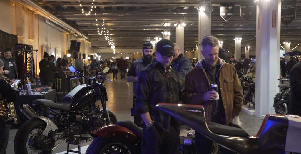 Inspiration Friday Motorcycle Shows are Back