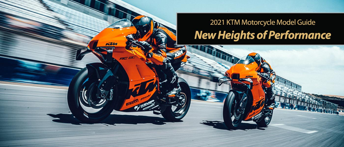 2022 KTM NEW HEIGHTS OF PERFORMANCE