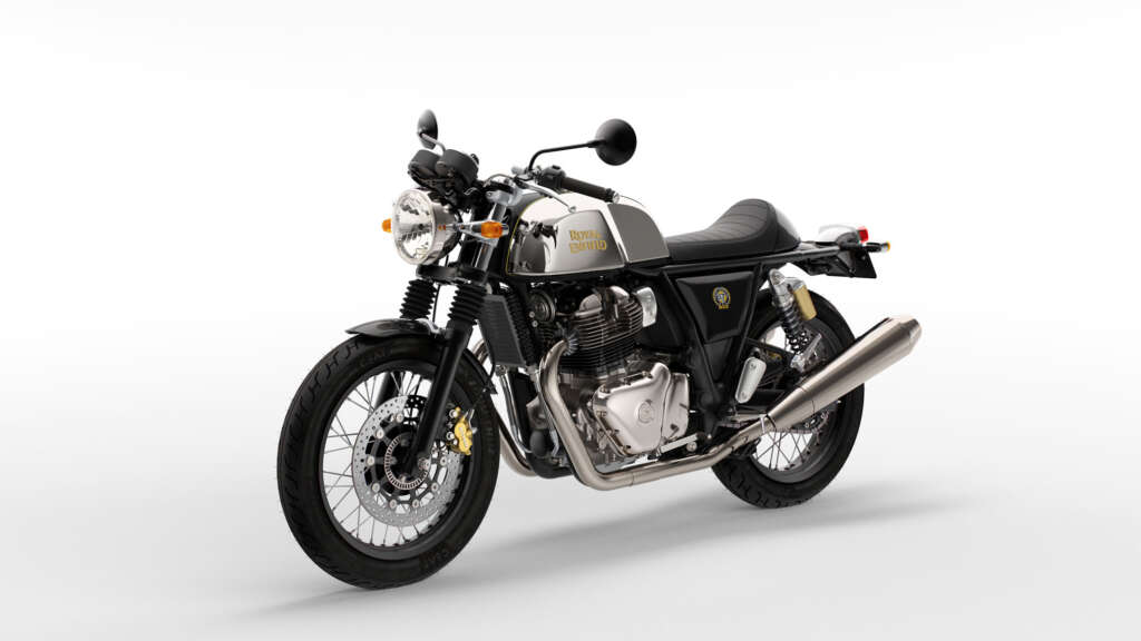 2022 Royal Enfield Continental GT650 Twin