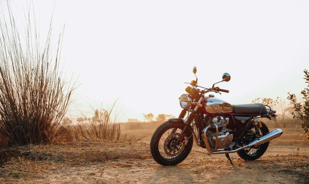 2022 Royal Enfield Int 650 Twin