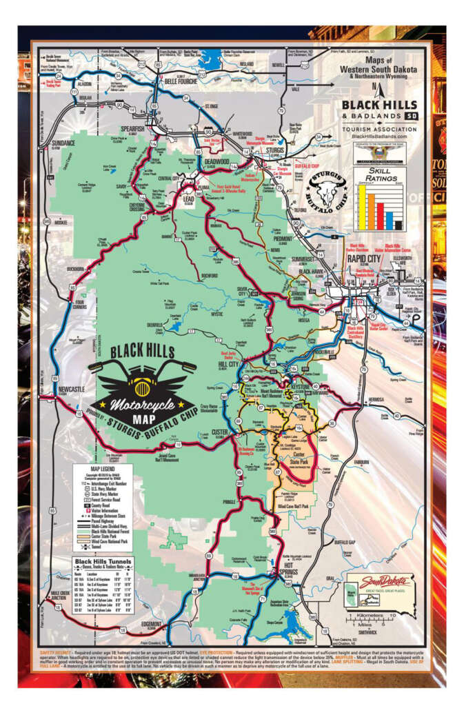 Legendary 81st Sturgis Motorcycle Rally Guide