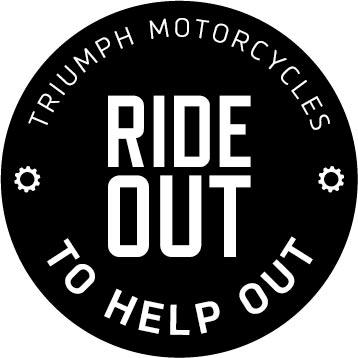 Inspiration Friday: Ride-Out to Help-Out